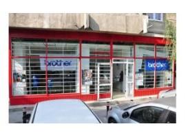 01 Octombrie 2012 - Deschiderea oficiala a primului magazin de materiale textile si accesorii pt. croitorie