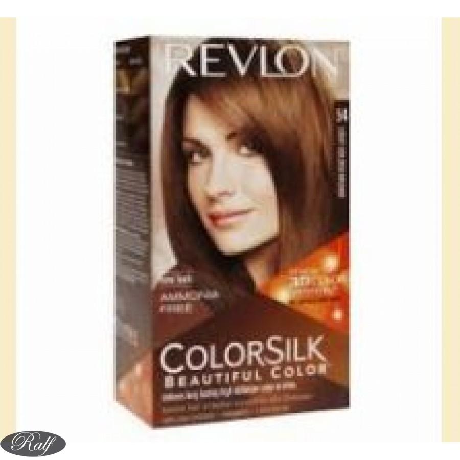 Revlon Color Silk Vopsea Pentru Par Fara Amoniac