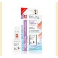 Eveline 3 in 1 - tratament impotriva colorarii unghiei