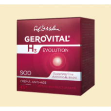 Gerovital H3  Evolution - crema anti-age intens restructuranta