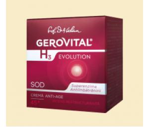 Gerovital H3  Evolution - crema anti-age intens restructuranta