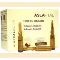 Aslavital - Fiole cu Colagen