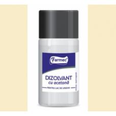 Farmec - dizolvant cu acetona pentru lac de unghii