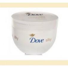 Dove  Silky - crema hidratanta  pentru corp