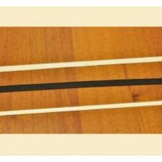 Elastic negru 6, 7, 8, mm