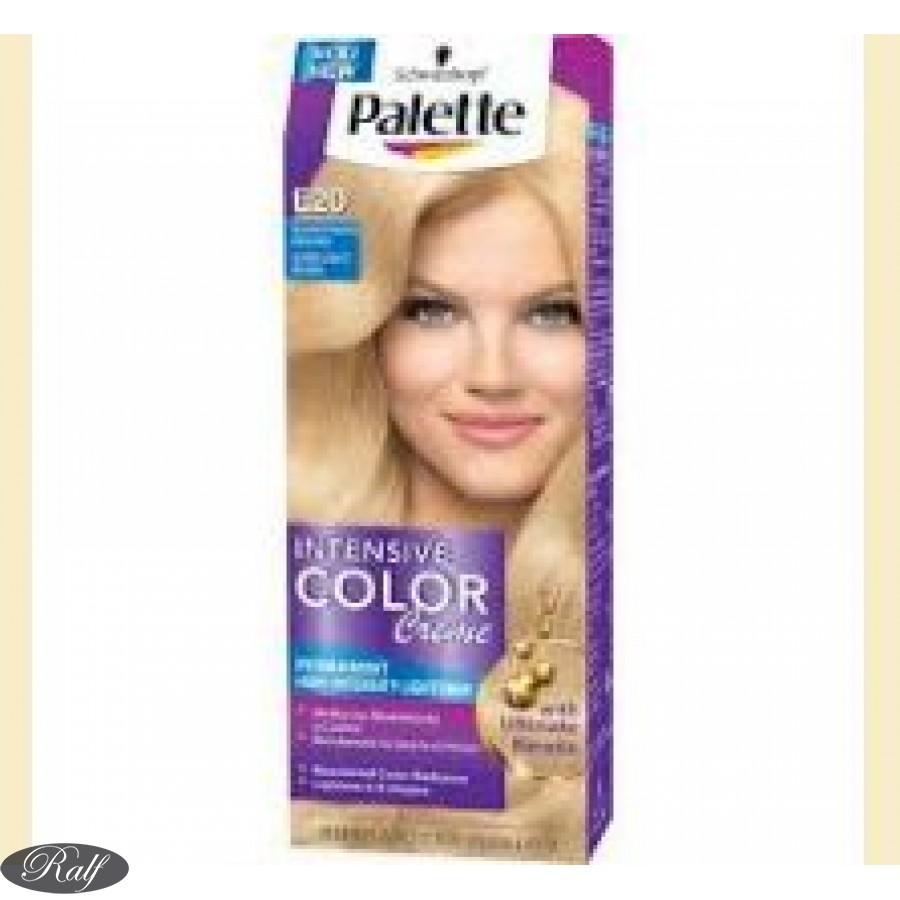 Palette Intensive Color Creme Vopsea Pentru Par Cu Keratin