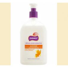 Farmec - sapun lichid sensitive cu glicerina