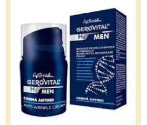 Gerovital H 3 Classic - crema antirid  pentru barbati