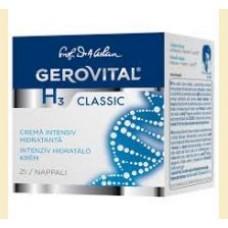 Gerovital H3 Classic - crema intensiv hidratanta de zi