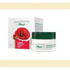 Gerovital Plant - crema hidratanta de zi - flori de mac