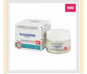 Gerocossen Algaderm - crema antirid intensiv 55+