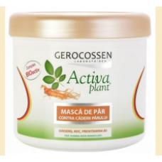 Gerocossen Activa plant - masca de par contra caderii parului