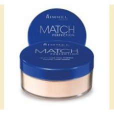 Rimmel Match Perfection - pudra pulbere pentru ten