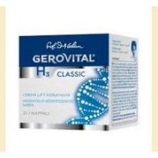 Gerovital H 3 Classic-crema lift  hidratanta de zi