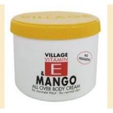 Village Mango - crema de corp cu mango si vitamina E