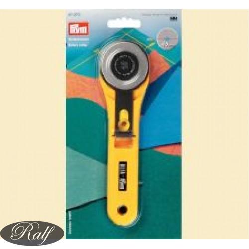 Maxi cutter rotativ textile- unealta pentru pacthwork, 45 mm - Prym