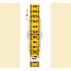 Centimetru croitor cu sistem de fixare in talie - Prim