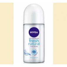 Nivea Fresh Natural - deodorant cu bila anti-perspirant