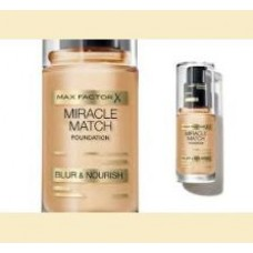 Max Factor Miracle Match - fond de ten