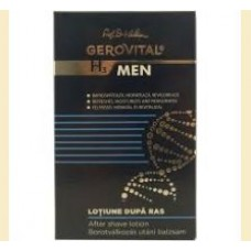 Gerovital H 3 Men - lotiune dupa ras