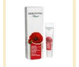 Gerovital Plant - crema fermitate contur ochi si buze