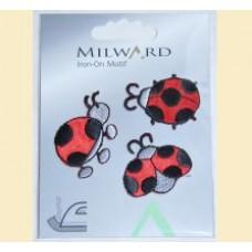 Emblema autocolanta gargarite - Milward