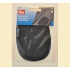 Petic ornament piele neagra - 929270