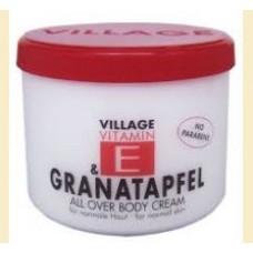 Village Granatapfel - crema de corp cu rodie si vitamina E