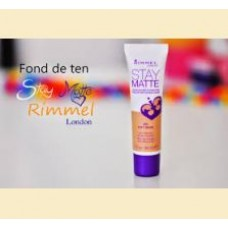 Rimmel London Stay Matte - fond de ten