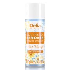Delia Nail Polish Remover - dizolvant pentru unghii fara acetona