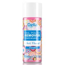Delia Nail Polish Remover - dizolvant hibrid pentru lac de unghii
