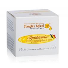 Apidermin - crema pentru fata cu laptisor de matca