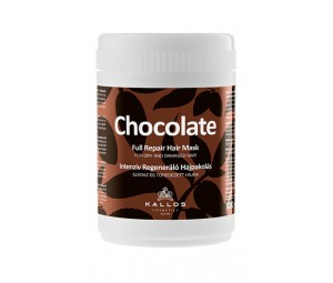 Kallos  Chocolate - masca pentru par cu ciocolata