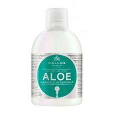 Kallos Aloe - sampon cu Aloe Vera