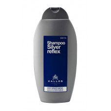 Kallos  Silver  Reflex - sampon nuantator