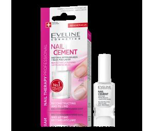 Eveline Nail Cement - tratament reparator pentru unghii