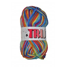 Canguro Tris degrade, 100% acril, 50 gr, 195 metri