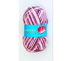 Canguro Golden Wool Degrade, 30% Lana, 70% Acril, 100 gr, 150 metri